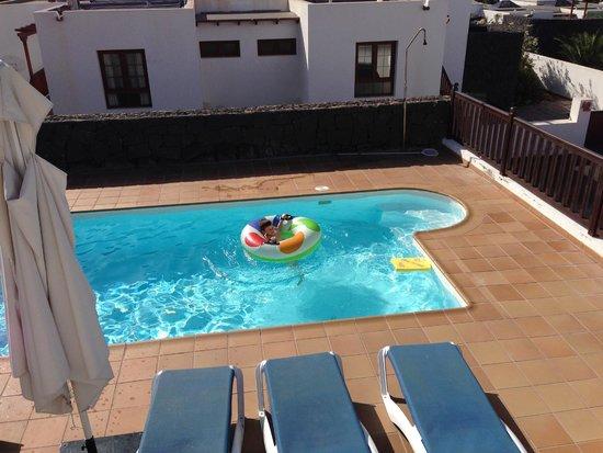 Vista Lobos Villas : Pool