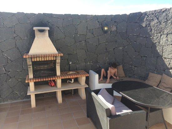 Vista Lobos Villas : BBQ