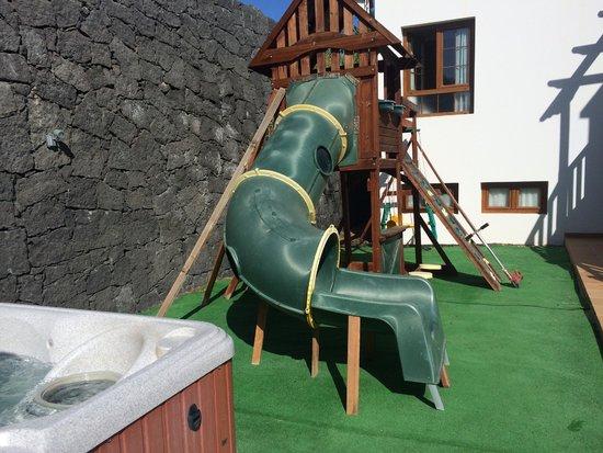 Vista Lobos Villas : Play centre