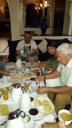 Lina Ryad & Spa: Wonderful breakfast