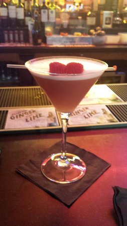Dakota‎: French Martini... Amazing!