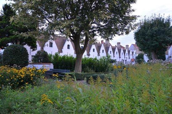 De Vos Almshouse (Godshuis de Vos) : Godshuis de Vos