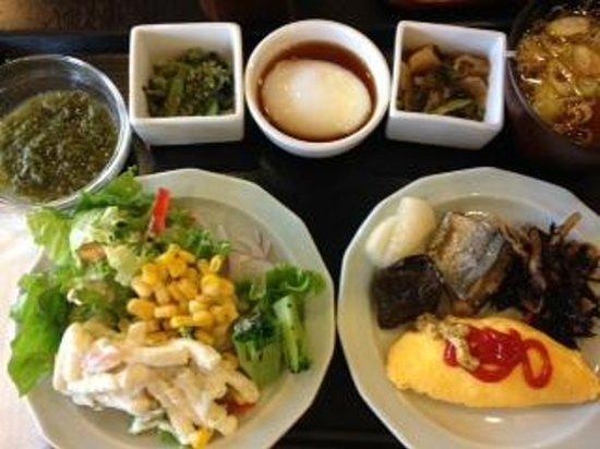 Dormy Inn Hirosaki: delicious!