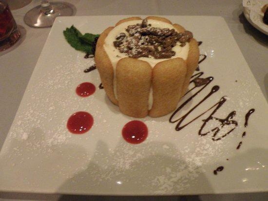 Etcetera Etcetera Restaurant : Dessert