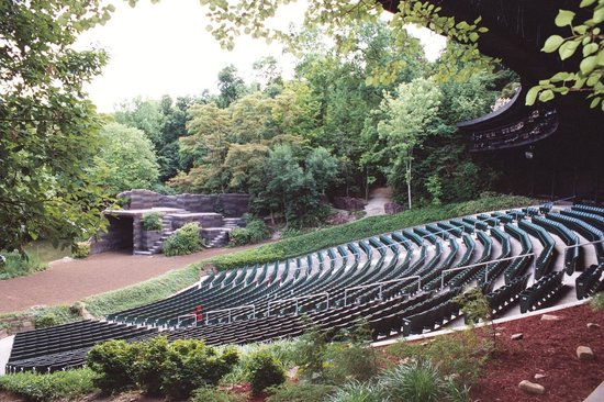 Chillicothe, OH: Sugarloaf Mountain Amphitheatre