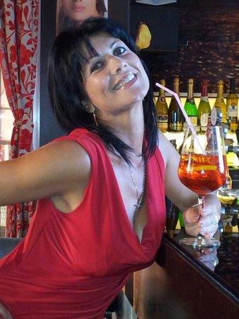 Luna Rossa Bar Cadoneghe: La titolare Minuta Gabura