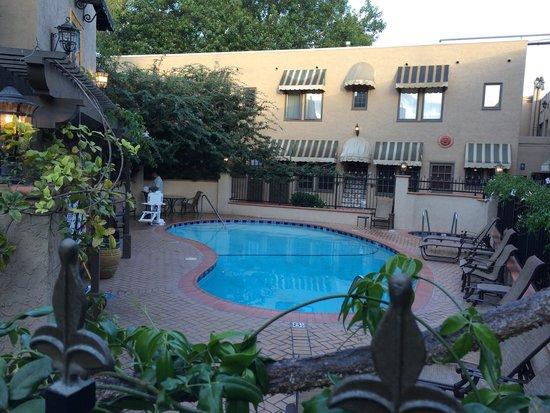 El Cordova Hotel: Outdoor pool