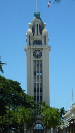 Aloha Tower Marketplace: Aloha Tower