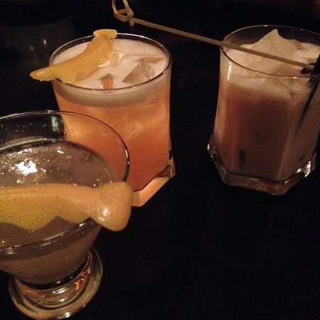 Twisted Lemon: Grapefruit Gimlet, Spiced Rum Cocktail, White Russian