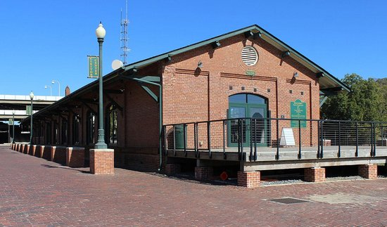 Dalton Freight Depot and Visitor's Center