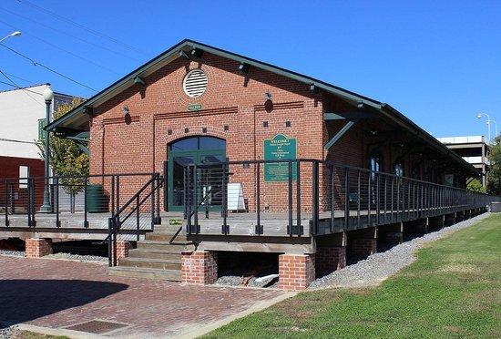 Dalton Freight Depot