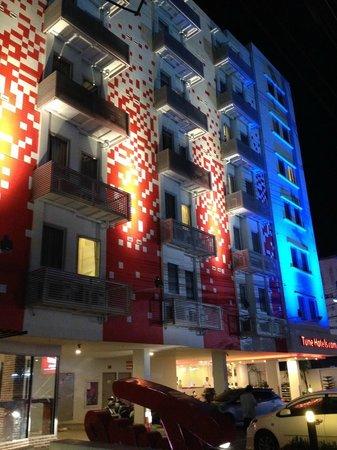 Red Planet Patong, Phuket: ตัวตึก