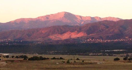 Residence Inn Colorado Springs North/Air Force Academy: Pikes Peak