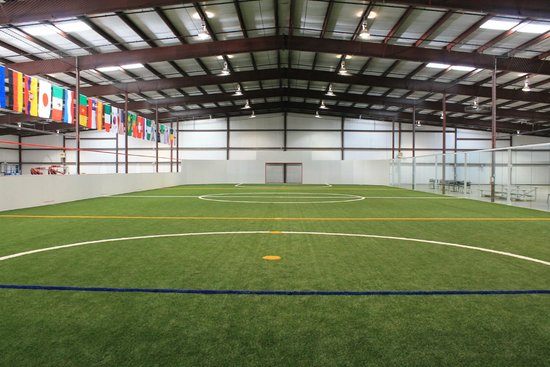 Sport Court - Picture of Waco Indoor Sports Center, Robinson ...