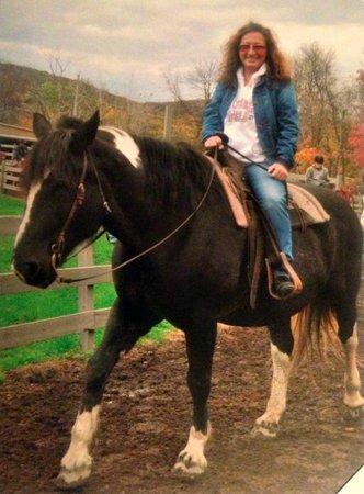 Rocking Horse Ranch Resort: My beautiful, gentle Jessie Girl.