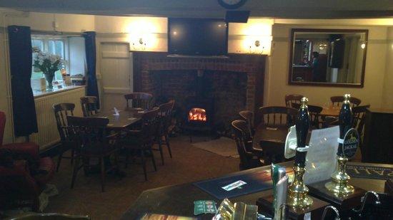 Dog and Partridge: Public Bar