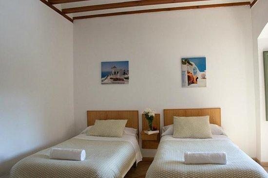 Hostel La Corredera: habitación doble