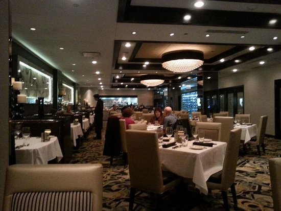 Upgrade U - Picture of Morton's The Steakhouse, Chicago
