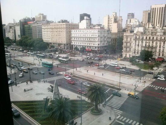 Imperial Park Hotel : Vista do sétimo andar