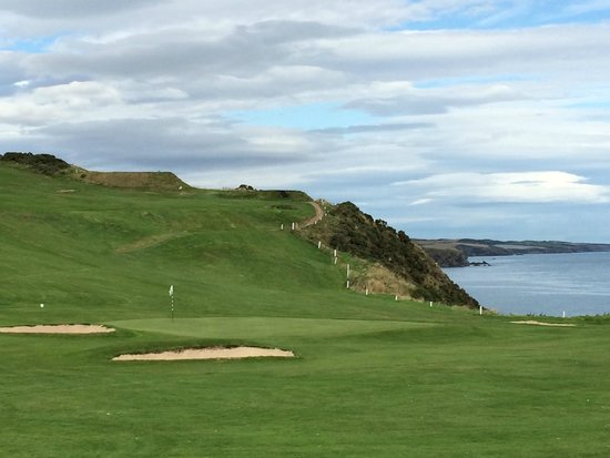 Stonehaven, UK: 7th hole