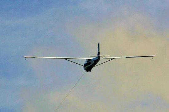 Jefferson, ساوث كارولينا: Aerodynamic glider....