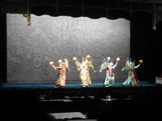 Jianguo Hotel Qianmen Beijing: Сцена из оперы