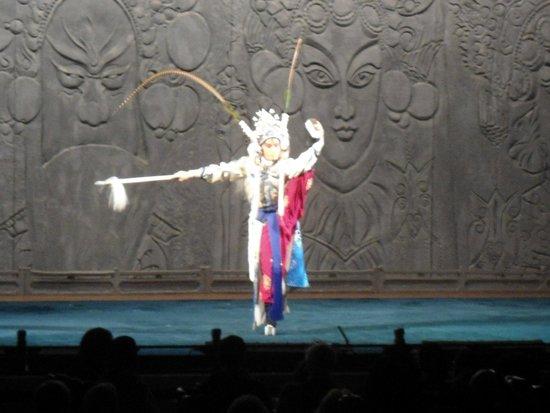 Jianguo Hotel Qianmen Beijing: Сцена из спектакля