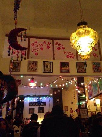 Cocoliche San Cristobal : Un lugar acogedor