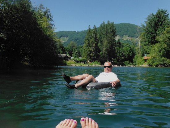 Cowichan River Tubing (Lake Cowichan) - All You Need to