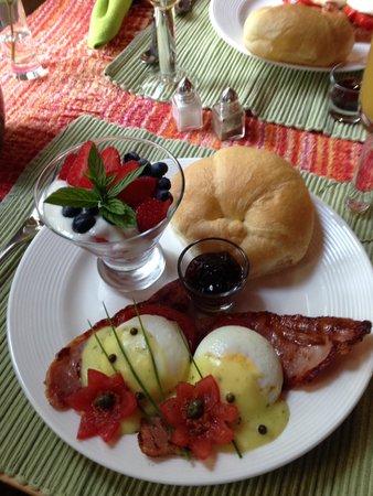 Nomads Rest: Amazing Breakfast