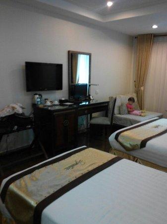 Signature Saigon Hotel: Семейный