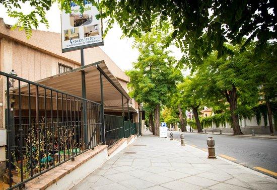 Hostal Bocanegra: Exterior