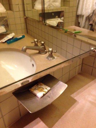 Hotel Im Wasserturm: Bathroom