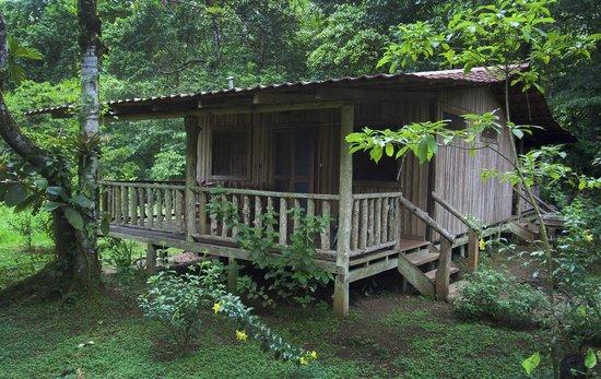 La Carolina Lodge : the cabin I stayed