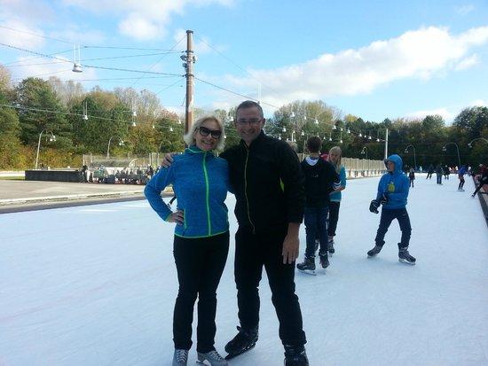 Eis- und Fundsportzentrum Ost