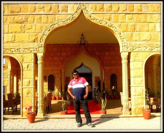 Stay Simple Hotel Jaisalgarh: Hotel Jaisalgarh 1