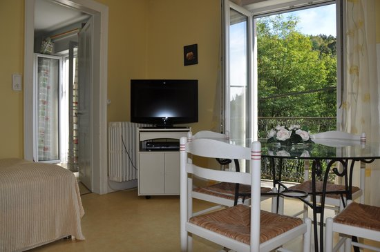 Exemple de salon/séjour - Picture of Villa Marguerite, Plombieres ...