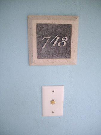 Elbow Beach, Bermuda: Room 743