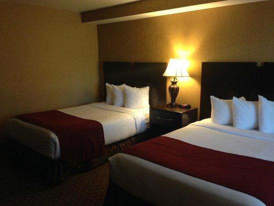 BEST WESTERN PLUS Newport Beach Inn: Room