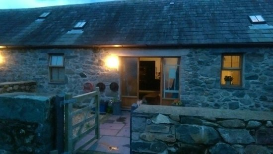 Ty Mawr Farm : Lovely cottage! So relaxing and comfortable!