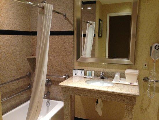 Comfort Suites Oceanside Marina: Bathroom
