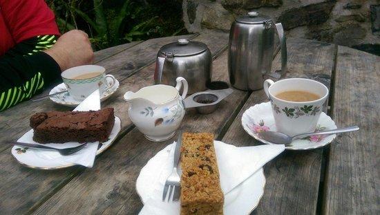 Ty Mawr Farm : Ugly house tea