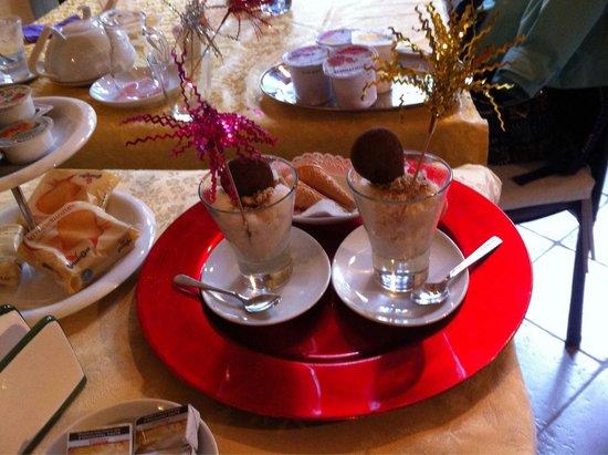 Montevergini Bed and Breakfast: Granita a colazione