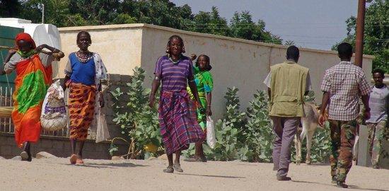 Barentu people