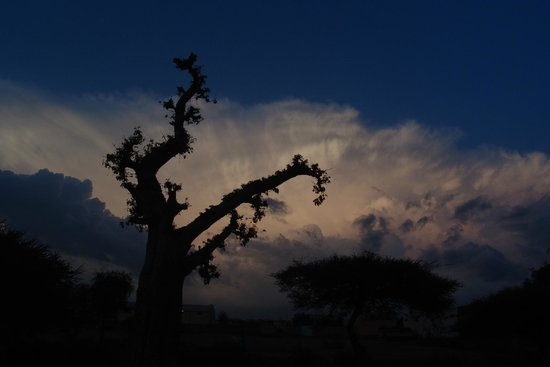 Barentu thunderstorm