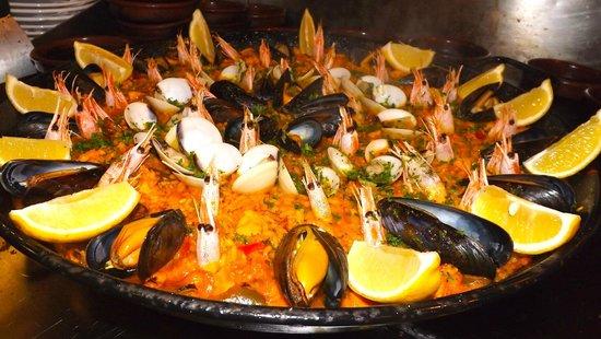 AguaDulce Restaurant