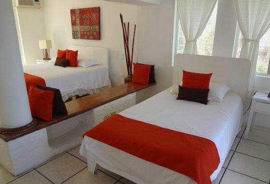 Casa Opuntia Galapagos: beautiful room