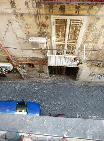 Hotel meuble santa chiara suite naples italie voir for Hotel meuble santa chiara suite naples