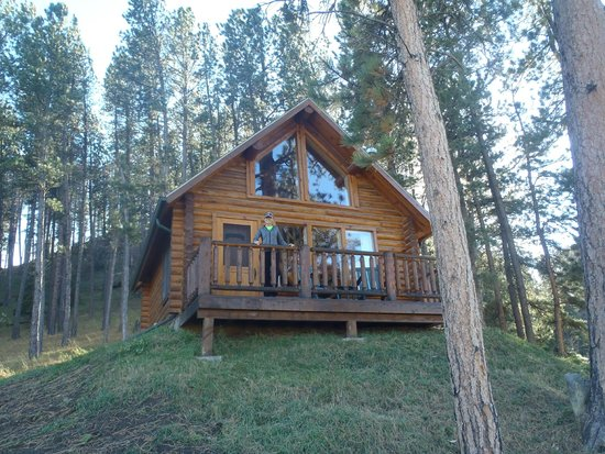 Newton Fork Ranch : Deer Hollow Cabin