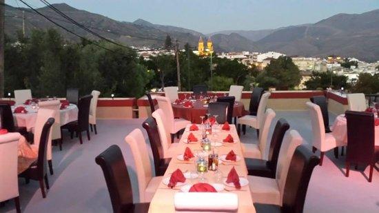 Restaurante Puerta Nazarí